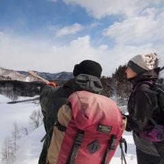 募集開始!!1/27~28スタッフ企画「冬の白神山地」