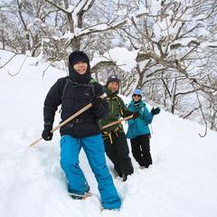 レポート:スタッフ企画【冬の白神山地】