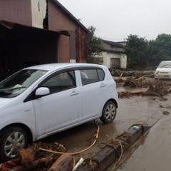 九州北部豪雨支援2