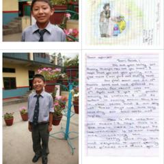 2008年ネパールからの手紙