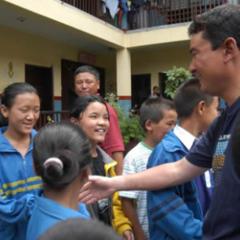 2006年ネパールの子供達の手紙