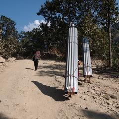 ネパール出張レポートVol.2 サマ村までの道のり
