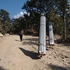 ネパール出張レポートVol.5 サマ村までの道のり