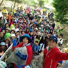 若村麻由美・野口健 富士山清掃、開催します。