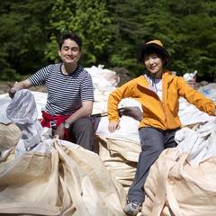 5月27日野口健×若村麻由美 TEAM FUJISANクリーンキャンペーン3776