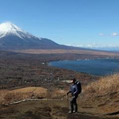 野口健と歩く富士山ビュートレッキング【満員御礼】