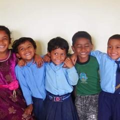 ポカラの小学校支援のためのクラウドファンディングを行います