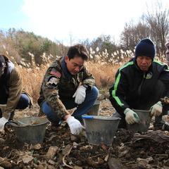 11月11日富士山清掃活動