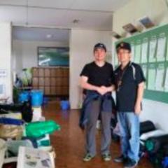 熊本地震支援、テント村以外にもテントを届けました。