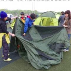 熊本地震支援、新たに50張テントを届けます。