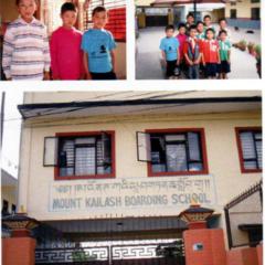 Mount Kailash Boarding Schoolの校長先生からの手紙