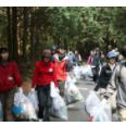 今年最後の富士山清掃活動
