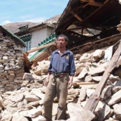 クンデ村の被災調査、行いました。