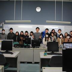 信州豊南短期大学で講義