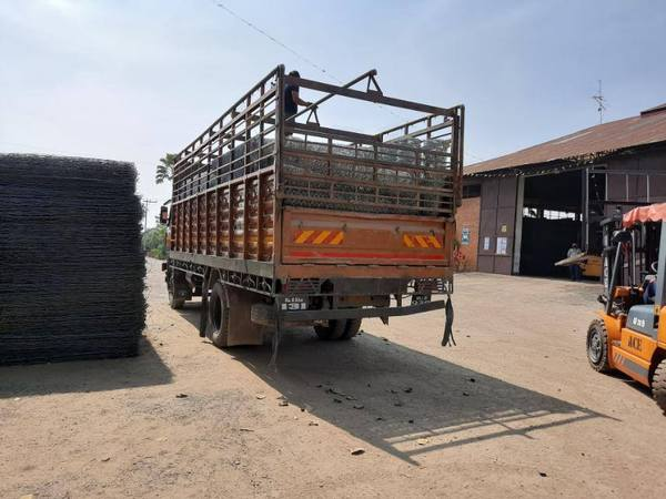 Fencing Material Transporting from Factory.jpg