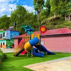 ポカラの小学校が完成しました!