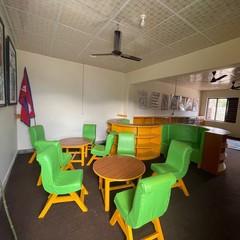 ポカラ小学校 図書館完成